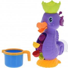 Koopman Vodní mlýnek Drak fialová, 26 cm
