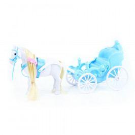 Kočár s koněm Zimní království
