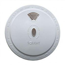 Solight detektor spalin CO, 85dB, bílý; 1D31
