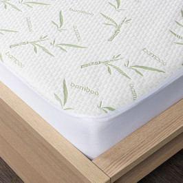 4Home Bamboo Chránič matrace s lemem, 200 x 200 cm