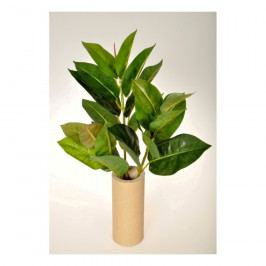 Umělá květina Ficus Elastica, 45 cm