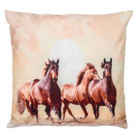 Jahu Povlak na polštářek Koně, 40 x 40 cm