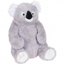 Koopman Plyšový medvídek Koala šedá, 40 x 40 x 55 cm