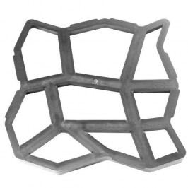 Forma na beton Mistr dlaždič, 43 x 42,5 x 4 cm