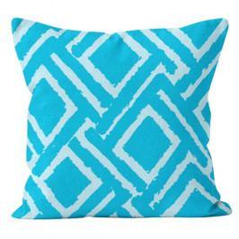 Domarex Povlak na polštář Jane modrá, 45 x 45 cm
