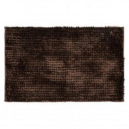 Bo-ma Koupelnová předložka Ella micro tmavě hnědá, 50 x 80 cm
