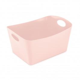 Úložní box Koziol Boxxx růžová 15 l
