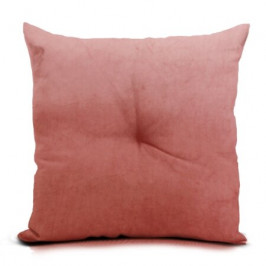 Domarex Polštář Lari Velvet růžová, 45 x 45 cm