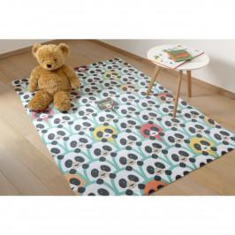 Vopi Dětský koberec Ultra Soft Panda, 90 x 130 cm
