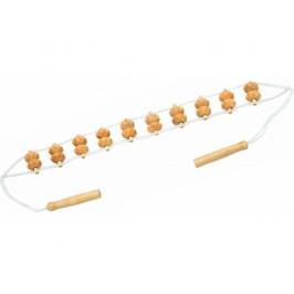 Modom Dřevěný masážní pás na záda - SJH 209