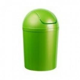 Aldo Odpadkový koš SWING TOP 5 l, zelená