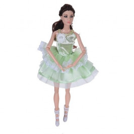 Koopman Panenka Ballerina zelená, 30 cm