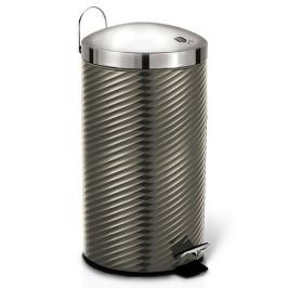 Berlinger Haus Odpadkový koš Carbon Metallic Line, 7 l