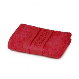 4Home Ručník Bamboo Premium červená