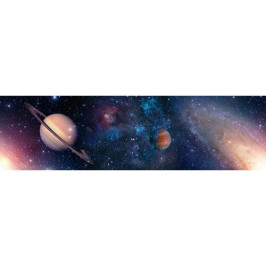 Samolepicí bordura Universe, 500 x 14 cm