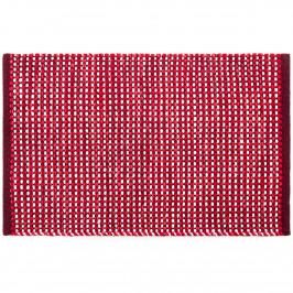 BO-MA Trading Kusový bavlněný koberec Elsa červená, 50 x 80 cm