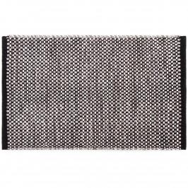 BO-MA Trading Kusový bavlněný koberec Elsa šedá, 50 x 80 cm