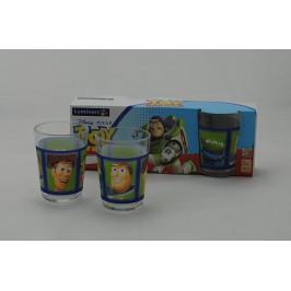 Mäser 3dílná sada Toy Story sklenic 160 ml,