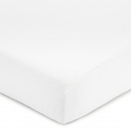 Profod Prostěradlo tkané hotelové bílá, 245 x 220 cm, 245 x 220 cm