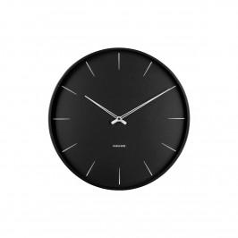 Karlsson KA5834BK nástěnné hodiny