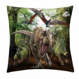 Halantex Polštářek Jurassic Park, 40 x 40 cm