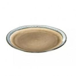 Tescoma Dezertní talíř EMOTION 20 cm, hnědá