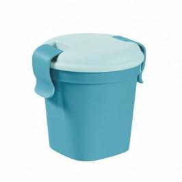 Curver Dóza na potraviny LUNCH&Go 0,4 l, modrá