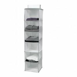 Compactor Závěsný organizér do skříně NEOTEX, 15 x 30 x 128 cm