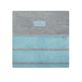 Womar deka proužek modrá