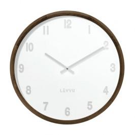 LAVVU FADE LCT4061 dřevěné hodiny