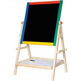 Woody Tabule s poličkou, 41 x 65 x 33 cm