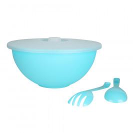Altom Sada plastového nádobí 3 ks, tyrkysová