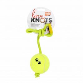 Karlie Tenisový míček s vrhacím lanem