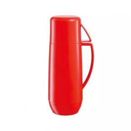 Tescoma Termoska s hrníčkem FAMILY COLORI 0,75 l, červená