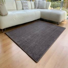 Vopi Kusový koberec Capri hnědá, 140 x 200 cm