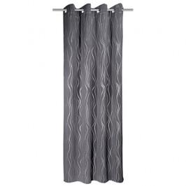 Albani Zatemňovací závěs Vegas šedá, 135 x 245 cm