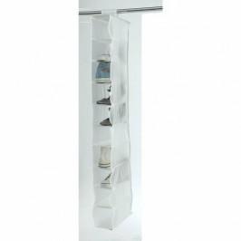 Compactor Závěsný organizér na obuv Milky, 15 x 30 x 128 cm