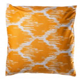 Jahu Povlak na polštářek Azték žlutá, 40 x 40 cm