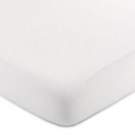4Home Jersey prostěradlo bílá, 70 x 140 cm