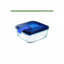 Luminarc Čtvercová dóza EASY BOX 0,76 l