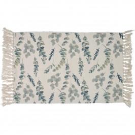 Kusový koberec s třásněmi Eucalyptus, 60 x 90 cm