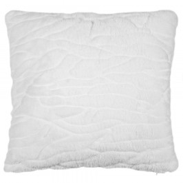 BO-MA Povlak na polštářek Clara krémová, 45 x 45 cm