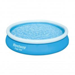 Bestway Nadzemní bazén Fast Set, pr. 366 cm, v. 76 cm