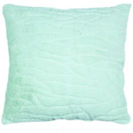 BO-MA Povlak na polštářek Clara mentolová, 45 x 45 cm