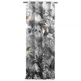 AmeliaHome Závěs Oxford Tucan, 140 x 250 cm