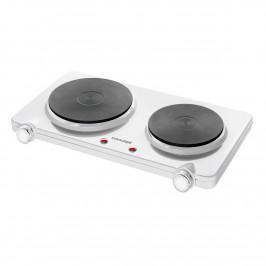 Concept VE3025 Elektrický dvouplotýnkový vařič smaltový 2250 W