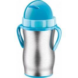 Tescoma BAMBINI dětská termoska s brčkem, modrá,
