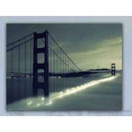 Autronic Skleněný obraz Golden Gate