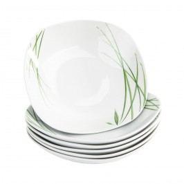 Domestic 6dílná sada hlubokých talířů Delia, 21,5 cm
