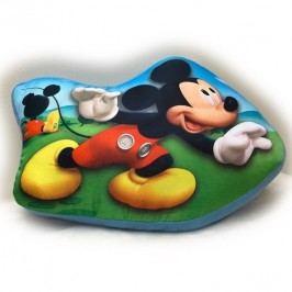 Jerry Fabrics Tvarovaný polštářek Mickey Mouse, 34 x 30 cm